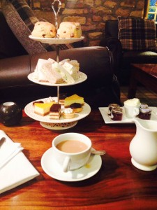 afternoon tea at ox pasture hotel scarborough