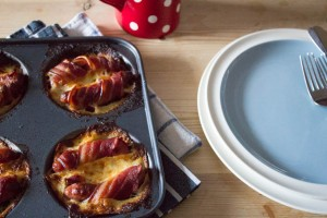 Sausage and Bacon Toad in the Hole - All That I'm Eating (1 of 2)