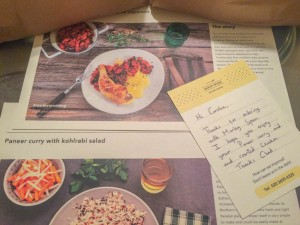 Marleyspoon recipe box review - All That I'm Eating (2 of 5)