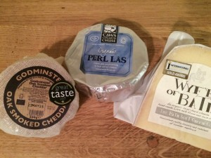 The Cheese Market - All That I'm Eating (1 of 3)