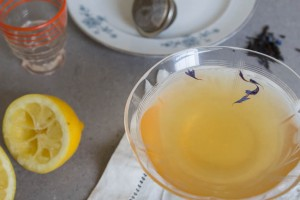 Earl Grey Gin Gimlet - All That I'm Eating (2 of 3)