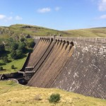 Elan Valley Reservoir dam