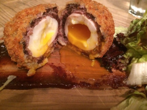 The Maytime Inn Scotch Egg