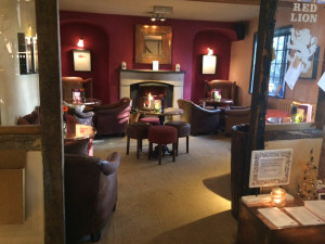 The Red Lion Stoke Poges