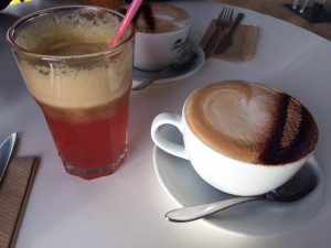 The Guard House Cafe Brixham - Coffee and Juice