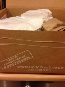Hello Fresh Recipe Box Review
