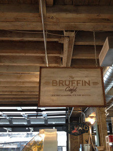 The Bruffin Cafe - New York