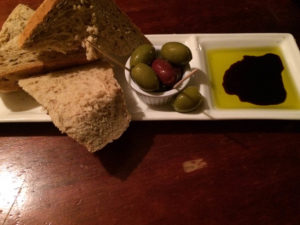 The Pipe of Port Southend - olives