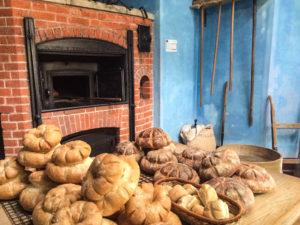 North Cornwall Coast Road Trip - Lanhydrock Bread Kitchen