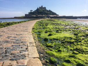 North Cornwall Coast Road Trip - St Michael's Mount