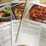 Riverford Sarah Raven Recipe Box