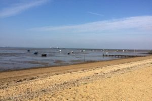 A Weekend in Southend - Southend Beach