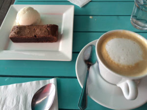 Coastal Bite, Westcliff-on-See - brownie