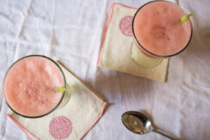 Grapefruit and Lime Agua Fresca