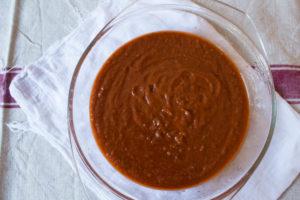 Chicken Enchiladas - Enchilada Sauce