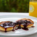 Alternative Blueberry Muffins - for breakfast