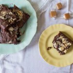 Chocolate Fudge Cheesecake Brownies - all