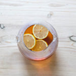 Lemon Iced Tea - finished