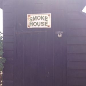Smoke House Shed Brighton