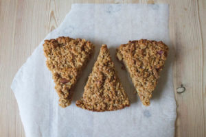 Bramley Apple Flapjacks