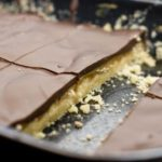 Granny's Millionaires Shortbread ready to eat