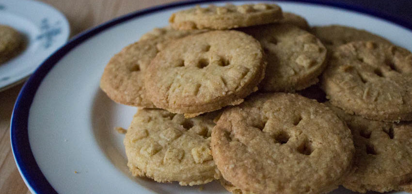 Granny's Oat Biscuits