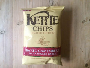 Camembert Kettle Chips