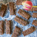 Chocolate Rolled Oat Biscuits