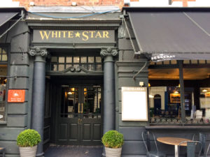 The White Star Tavern Southampton