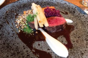 The White Star Venison