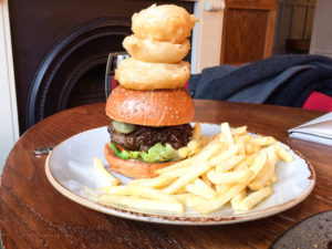 The White Star Burger