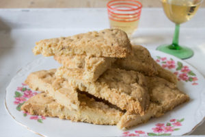 Spanish Fennel Biscuits with sherry
