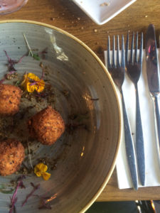 The Ferry Cookham arancini
