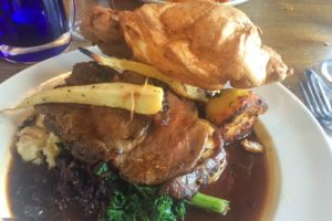 The Ferry Cookham roast beef