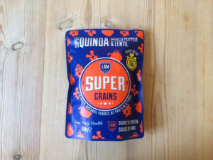 I am super grains New snacks for Spring