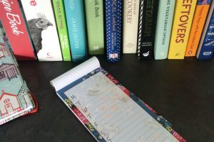 how to do a weekly meal plan, ideas from recipe books