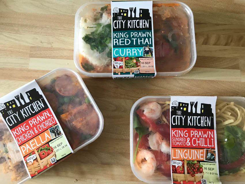 City Kitchen Ready Meals Review All That Im Eating