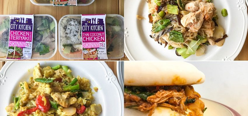 City Kitchen Ready Meals: Review
