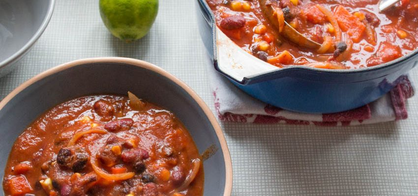 Chipotle and Bean Soup