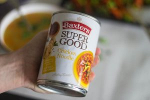 Baxters super good soup