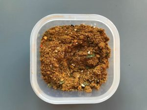finished keema spice mix