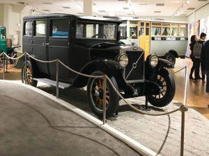 volvo museum sweden
