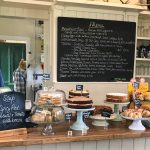 A food highlight in Scotland, Rannoch Cafe
