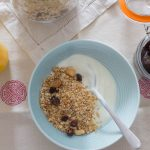 apricot and coconut granola