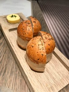 Rosemary onion bread