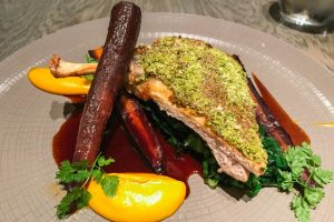 Guinea Fowl and Pistachio