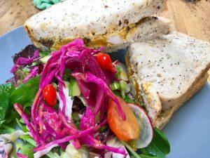 Cafe Ambio sandwich