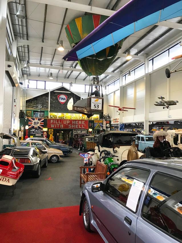 Lakeland Motor Museum